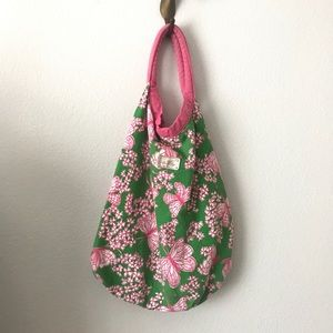Lilly Pulitzer Bags - Lilly Pulitzer Hobo Bag/Tote